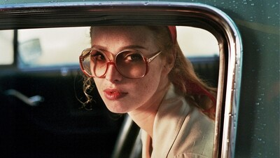 The Lady in the Car with Glasses and a Gun Trailer