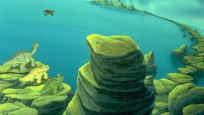 The Land Before Time V: The Mysterious Island Trailer