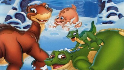 The Land Before Time VIII: The Big Freeze Trailer