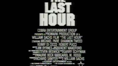 The Last Hour Trailer