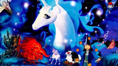 The Last Unicorn Trailer