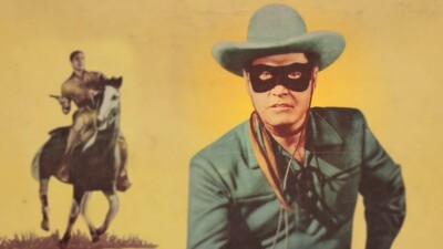 The Legend Of The Lone Ranger Trailer