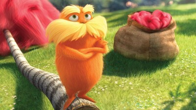 The Lorax Trailer
