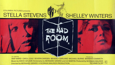 The Mad Room Trailer