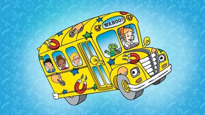 The Magic School Bus Trailer