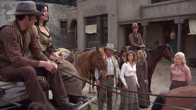 The Magnificent Seven Ride! Trailer