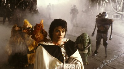 The Making of Captain EO Trailer