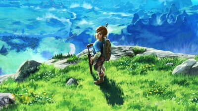 The Making of The Legend of Zelda: Breath of the Wild Trailer