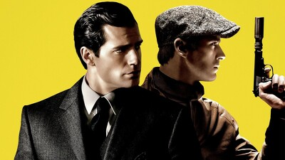 The Man from U.N.C.L.E. Trailer