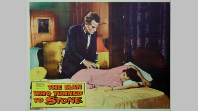 The Man Who Turned to Stone Trailer