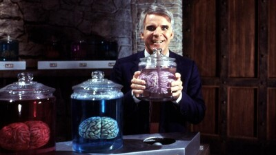 The Man with Two Brains Trailer