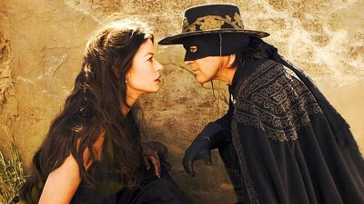 The Mask of Zorro Trailer