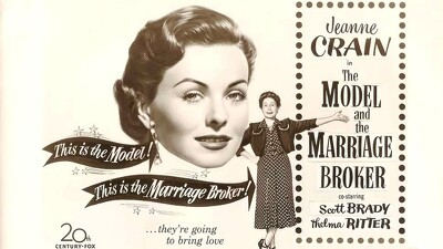 The Model and the Marriage Broker Trailer