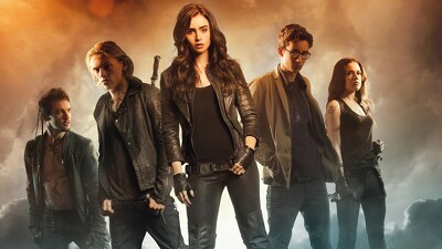 The Mortal Instruments: City of Bones Trailer