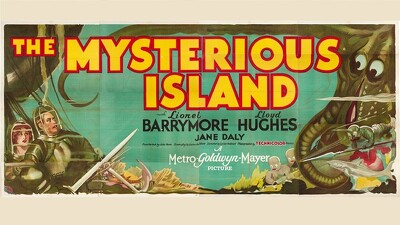 The Mysterious Island Trailer