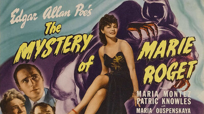 The Mystery of Marie Roget Trailer