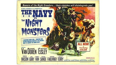 The Navy vs. the Night Monsters Trailer