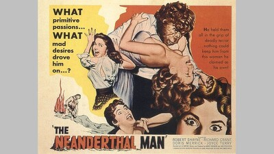 The Neanderthal Man Trailer