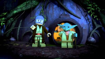 The New Yoda Chronicles: Race for the Holocrons Trailer