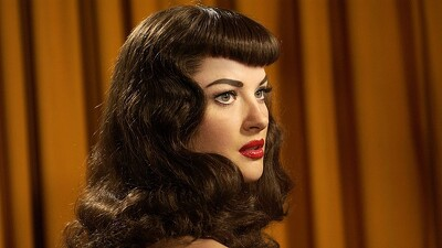The Notorious Bettie Page Trailer
