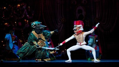 The Nutcracker Trailer