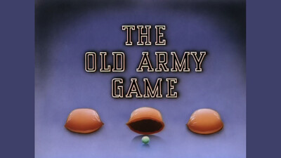 The Old Army Game Trailer