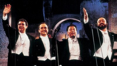 The Original Three Tenors Concert Trailer