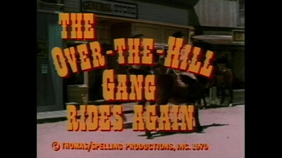 The Over The Hill Gang Rides Again Trailer
