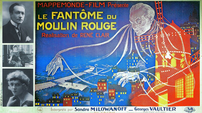 The Phantom of the Moulin-Rouge Trailer
