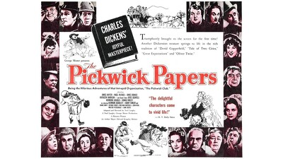 The Pickwick Papers Trailer