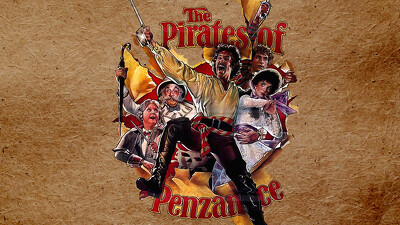 The Pirates of Penzance Trailer