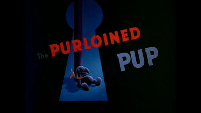 The Purloined Pup Trailer