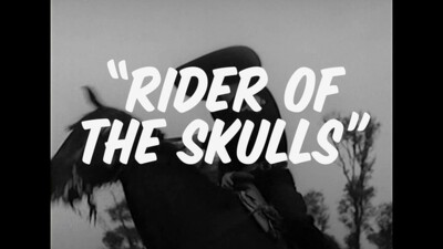 The Rider of the Skulls Trailer