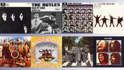 The Rutles 2: Can't Buy Me Lunch Trailer