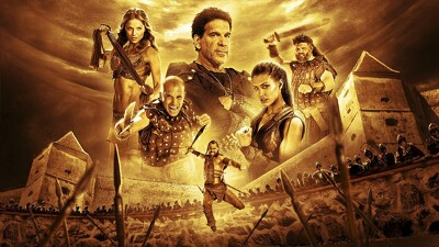 The Scorpion King 4: Quest for Power Trailer