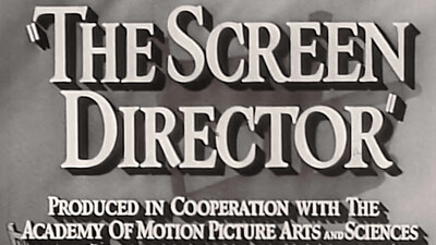The Screen Director Trailer