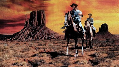 The Searchers Trailer