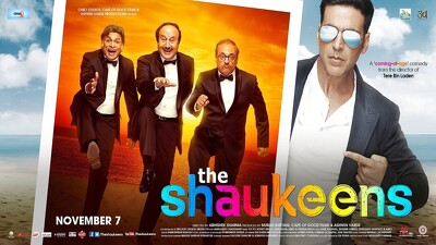 The Shaukeens Trailer