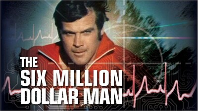 The Six Million Dollar Man Trailer
