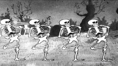 The Skeleton Dance Trailer