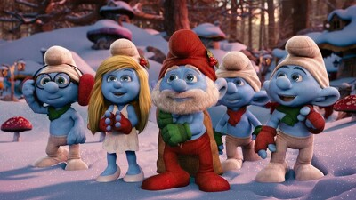 The Smurfs: A Christmas Carol Trailer