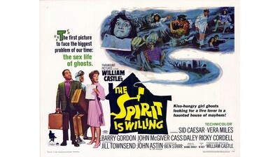 The Spirit Is Willing Trailer