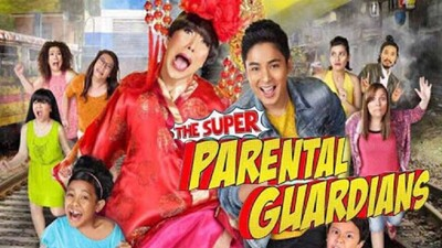 The Super Parental Guardians Trailer