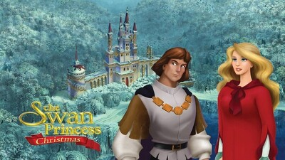 The Swan Princess Christmas Trailer