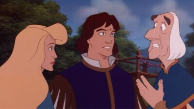 The Swan Princess: The Mystery of the Enchanted Kingdom Trailer
