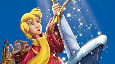 The Sword in the Stone Trailer