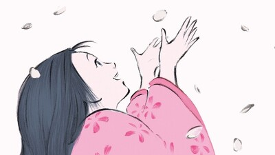 The Tale of the Princess Kaguya Trailer