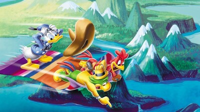 The Three Caballeros Trailer