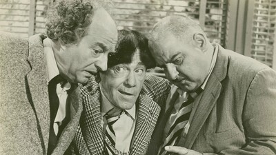 The Three Stooges Go Around the World in a Daze Trailer