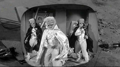 The Three Stooges in Orbit Trailer